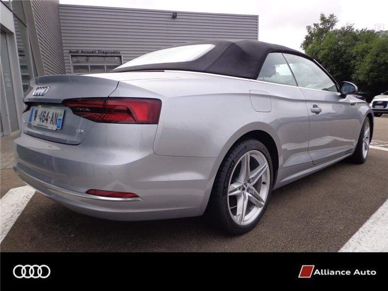 Photo 3 de l'offre de AUDI A5 2.0 TDI 190 S TRONIC 7 à 48990€ chez Alliance Auto – Audi Morlaix