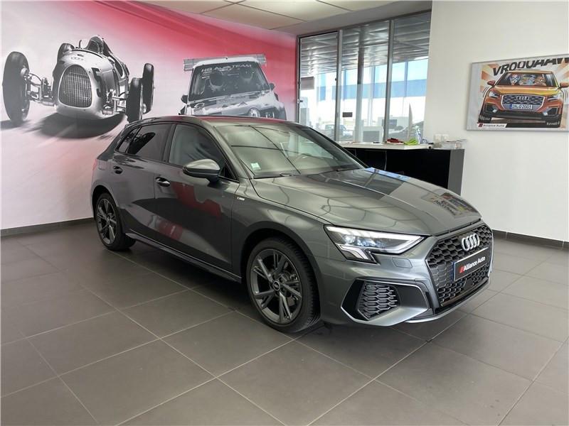 Audi A3/S3 40 TFSIE 204 S TRONIC 6 Essence / Courant électrique GRIS DAYTONA Occasion à vendre