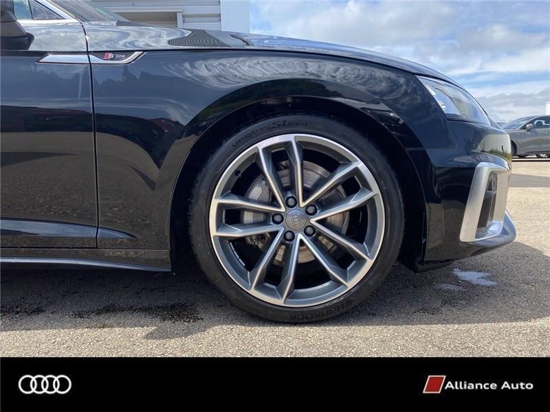 Photo 6 de l'offre de AUDI A5 40 TDI 190 S TRONIC 7 à 56500€ chez Alliance Auto – Audi Morlaix