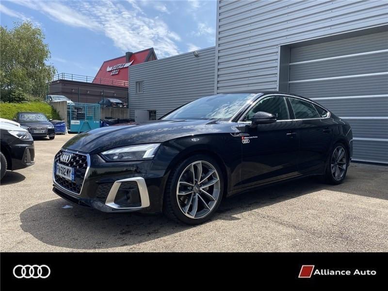 Audi A5 40 TDI 190 S TRONIC 7 Diesel 0E0EEI Occasion à vendre