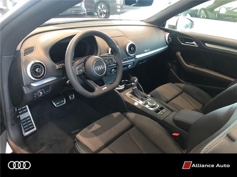Photo 5 de l'offre de AUDI A3/S3 40 TFSI 190 S TRONIC 7 à 42990€ chez Alliance Auto – Audi Morlaix