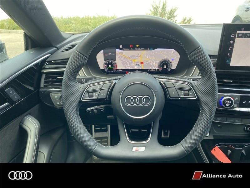 Photo 5 de l'offre de AUDI A5 40 TDI 190 S TRONIC 7 à 56500€ chez Alliance Auto – Audi Morlaix