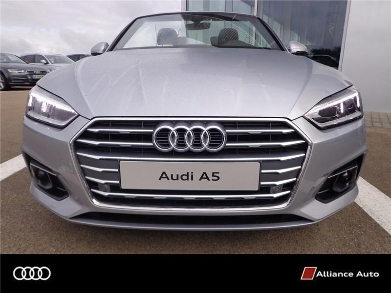 Photo 7 de l'offre de AUDI A5 2.0 TDI 190 S TRONIC 7 à 48990€ chez Alliance Auto – Audi Morlaix