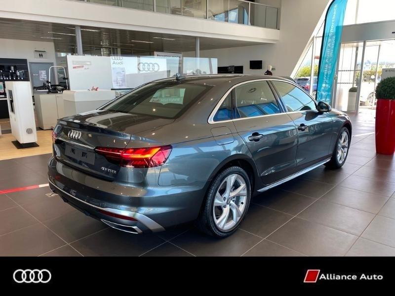 Photo 3 de l'offre de AUDI A4 40 TFSI 190 S TRONIC 7 à 49900€ chez Alliance Auto – Audi Morlaix