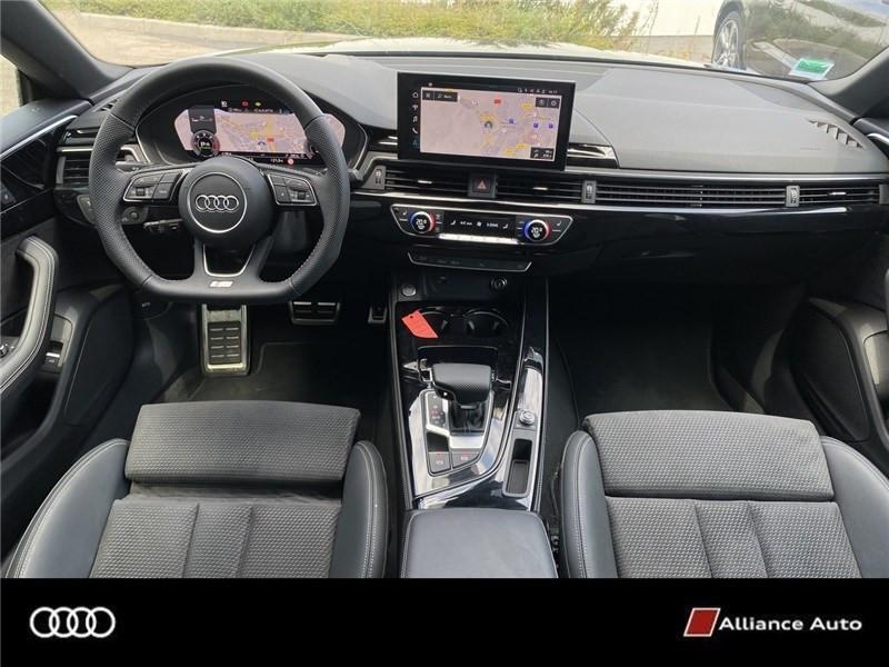 Photo 2 de l'offre de AUDI A5 40 TDI 190 S TRONIC 7 à 56500€ chez Alliance Auto – Audi Morlaix