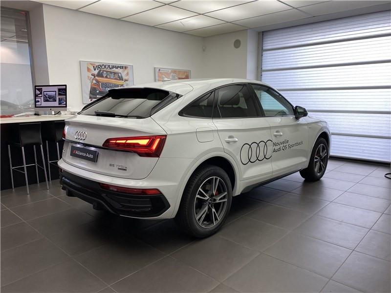Photo 3 de l'offre de AUDI Q5 55 TFSIE 367 S TRONIC 7 QUATTRO à 81530€ chez Alliance Auto – Audi Morlaix