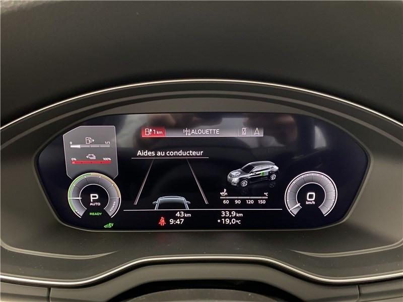 Photo 6 de l'offre de AUDI Q5 55 TFSIE 367 S TRONIC 7 QUATTRO à 81530€ chez Alliance Auto – Audi Morlaix