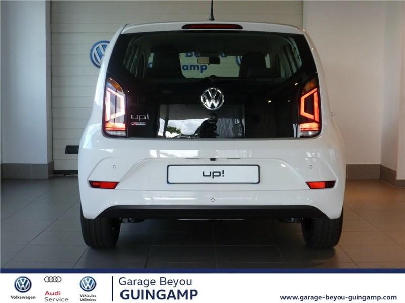 Photo 4 de l'offre de VOLKSWAGEN UP 1.0 75 BLUEMOTION TECHNOLOGY BVM5 à 9990€ chez Garage Beyou - Volkswagen Guingamp