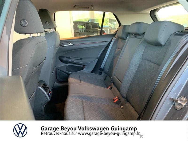 Photo 11 de l'offre de VOLKSWAGEN GOLF 1.5 TSI ACT OPF 130 BVM6 à 30295€ chez Garage Beyou - Volkswagen Guingamp