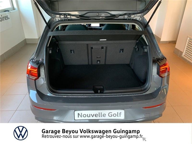Photo 12 de l'offre de VOLKSWAGEN GOLF 1.5 TSI ACT OPF 130 BVM6 à 30295€ chez Garage Beyou - Volkswagen Guingamp