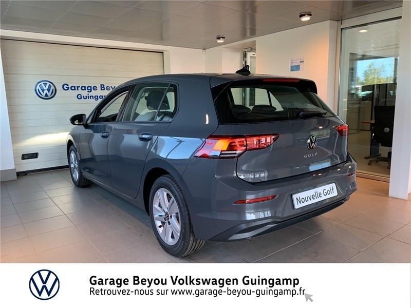 Photo 3 de l'offre de VOLKSWAGEN GOLF 1.5 TSI ACT OPF 130 BVM6 à 30295€ chez Garage Beyou - Volkswagen Guingamp