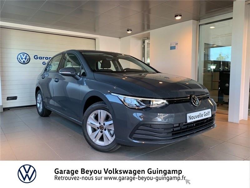Photo 1 de l'offre de VOLKSWAGEN GOLF 1.5 TSI ACT OPF 130 BVM6 à 30295€ chez Garage Beyou - Volkswagen Guingamp