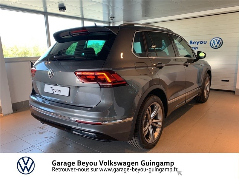 Photo 4 de l'offre de VOLKSWAGEN TIGUAN 2.0 TDI 150 DSG7 à 37490€ chez Garage Beyou - Volkswagen Guingamp