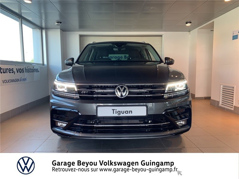 Photo 5 de l'offre de VOLKSWAGEN TIGUAN 2.0 TDI 150 DSG7 à 37490€ chez Garage Beyou - Volkswagen Guingamp