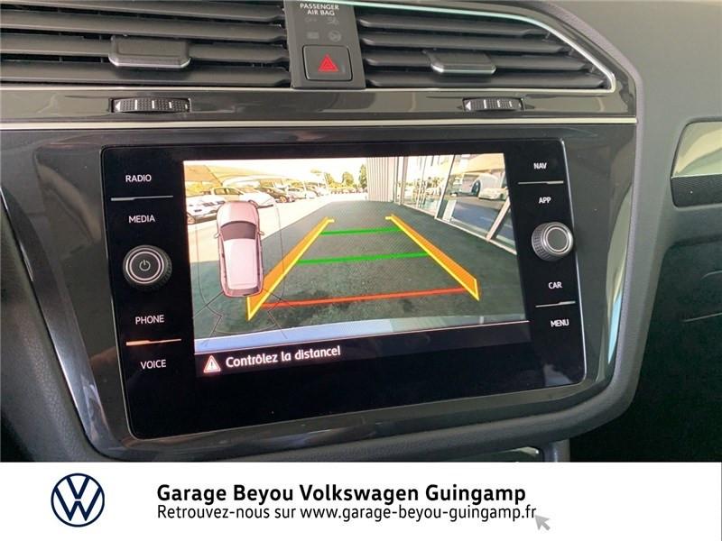 Photo 14 de l'offre de VOLKSWAGEN TIGUAN 2.0 TDI 150 DSG7 à 37490€ chez Garage Beyou - Volkswagen Guingamp