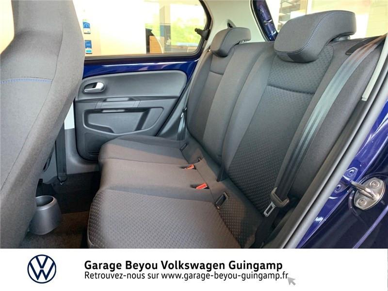 Photo 10 de l'offre de VOLKSWAGEN UP 1.0 60 BLUEMOTION TECHNOLOGY BVM5 à 13590€ chez Garage Beyou - Volkswagen Guingamp