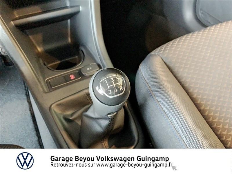 Photo 9 de l'offre de VOLKSWAGEN UP 1.0 60 BLUEMOTION TECHNOLOGY BVM5 à 13590€ chez Garage Beyou - Volkswagen Guingamp