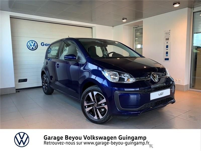 Photo 1 de l'offre de VOLKSWAGEN UP 1.0 60 BLUEMOTION TECHNOLOGY BVM5 à 13590€ chez Garage Beyou - Volkswagen Guingamp