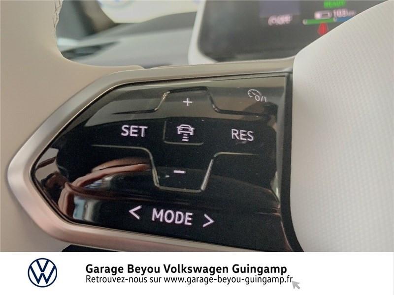 Photo 15 de l'offre de VOLKSWAGEN ID.3 204 CH à 40990€ chez Garage Beyou - Volkswagen Guingamp