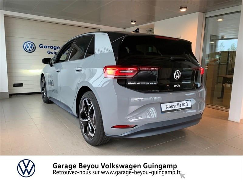 Photo 2 de l'offre de VOLKSWAGEN ID.3 204 CH à 40990€ chez Garage Beyou - Volkswagen Guingamp