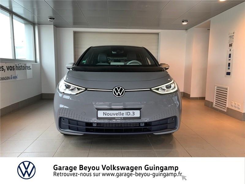 Photo 3 de l'offre de VOLKSWAGEN ID.3 204 CH à 40990€ chez Garage Beyou - Volkswagen Guingamp