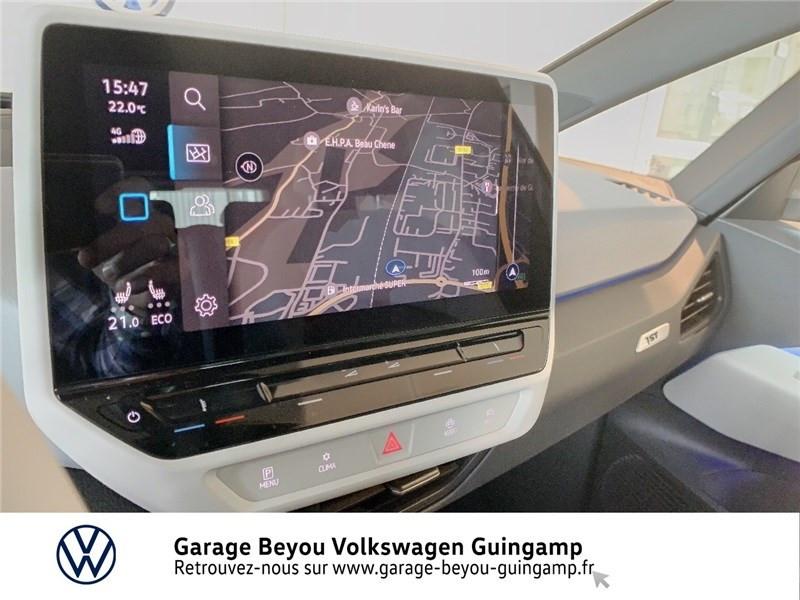 Photo 8 de l'offre de VOLKSWAGEN ID.3 204 CH à 40990€ chez Garage Beyou - Volkswagen Guingamp