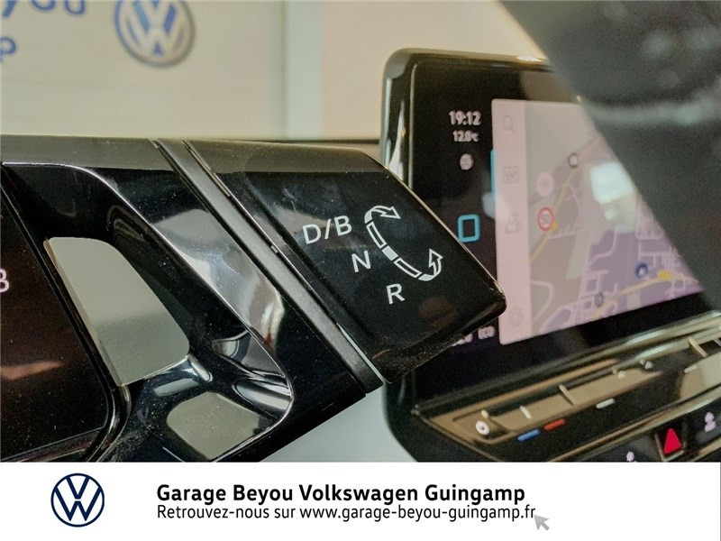 Photo 11 de l'offre de VOLKSWAGEN ID.3 204 CH à 40990€ chez Garage Beyou - Volkswagen Guingamp