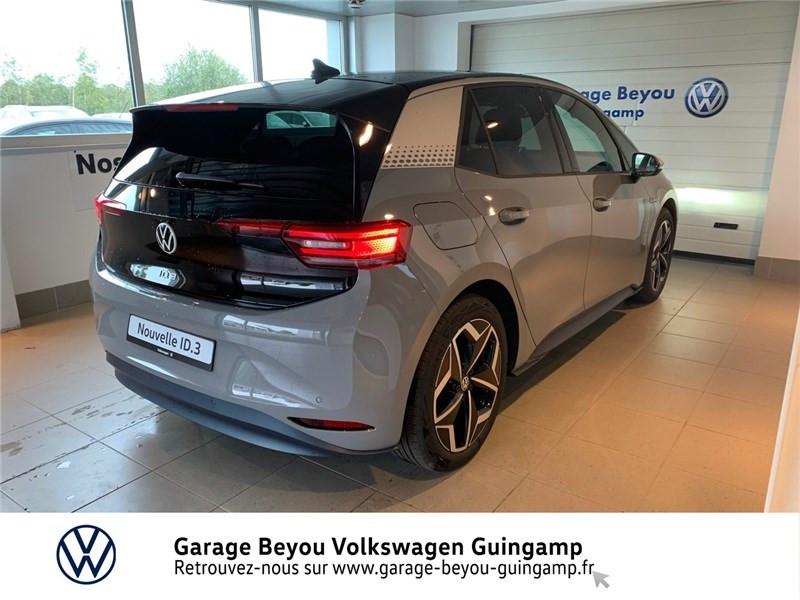 Photo 4 de l'offre de VOLKSWAGEN ID.3 204 CH à 40990€ chez Garage Beyou - Volkswagen Guingamp
