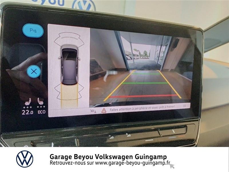 Photo 9 de l'offre de VOLKSWAGEN ID.3 204 CH à 40990€ chez Garage Beyou - Volkswagen Guingamp