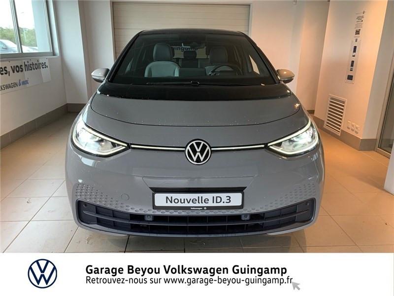 Photo 5 de l'offre de VOLKSWAGEN ID.3 204 CH à 40990€ chez Garage Beyou - Volkswagen Guingamp