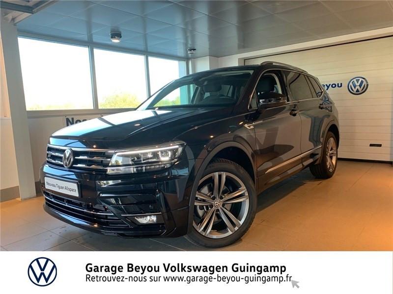 Photo 2 de l'offre de VOLKSWAGEN TIGUAN ALLSPACE 2.0 TDI 150 DSG7 à 43990€ chez Garage Beyou - Volkswagen Guingamp
