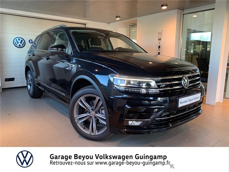Photo 1 de l'offre de VOLKSWAGEN TIGUAN ALLSPACE 2.0 TDI 150 DSG7 à 43990€ chez Garage Beyou - Volkswagen Guingamp