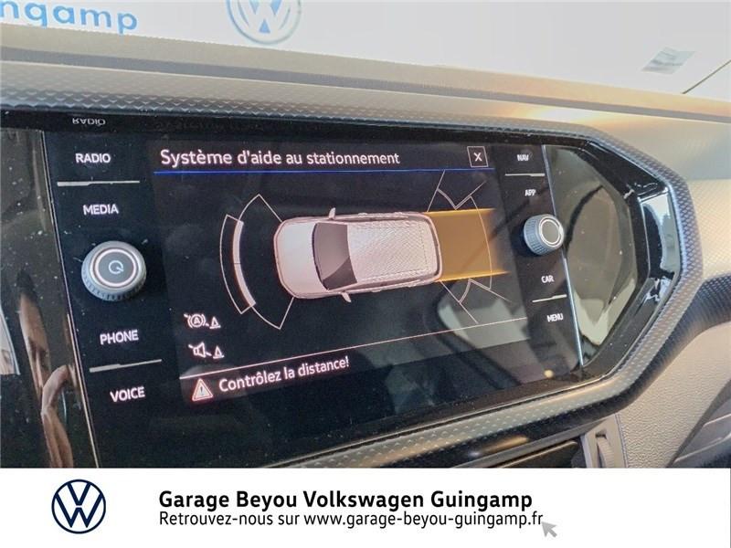Photo 16 de l'offre de VOLKSWAGEN T-CROSS 1.0 TSI 110 START/STOP DSG7 à 23990€ chez Garage Beyou - Volkswagen Guingamp