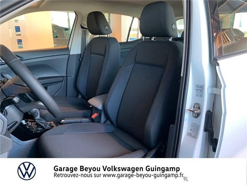Photo 17 de l'offre de VOLKSWAGEN T-CROSS 1.0 TSI 110 START/STOP DSG7 à 23990€ chez Garage Beyou - Volkswagen Guingamp