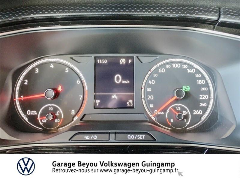 Photo 9 de l'offre de VOLKSWAGEN T-CROSS 1.0 TSI 110 START/STOP DSG7 à 23990€ chez Garage Beyou - Volkswagen Guingamp