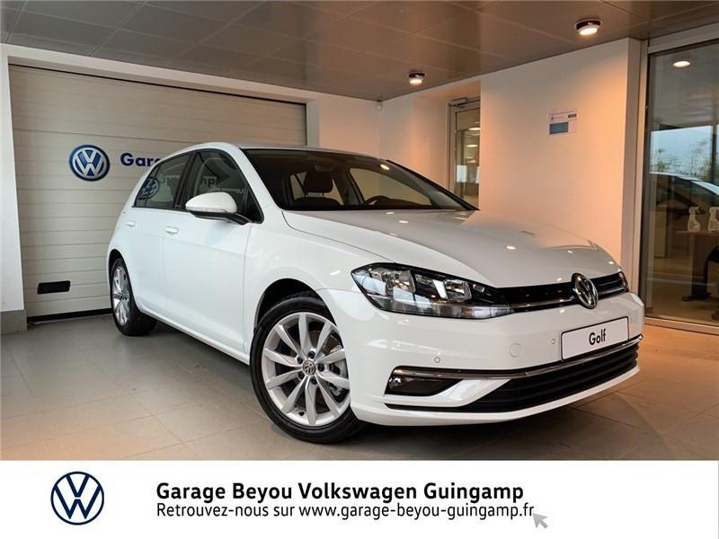 Volkswagen GOLF 1.5 TSI 150 EVO DSG7 Essence sans plomb Blanc Pur Occasion à vendre