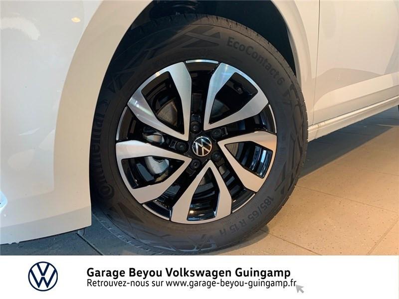 Photo 14 de l'offre de VOLKSWAGEN POLO 1.0 TSI 95 S&S BVM5 à 16990€ chez Garage Beyou - Volkswagen Guingamp