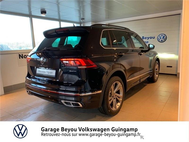 Photo 4 de l'offre de VOLKSWAGEN TIGUAN 2.0 TDI 150CH  DSG7 4MOTION à 42990€ chez Garage Beyou - Volkswagen Guingamp
