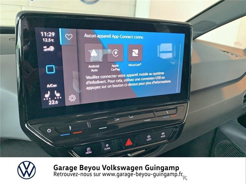 Photo 14 de l'offre de VOLKSWAGEN ID.3 150 CH à 36530€ chez Garage Beyou - Volkswagen Guingamp