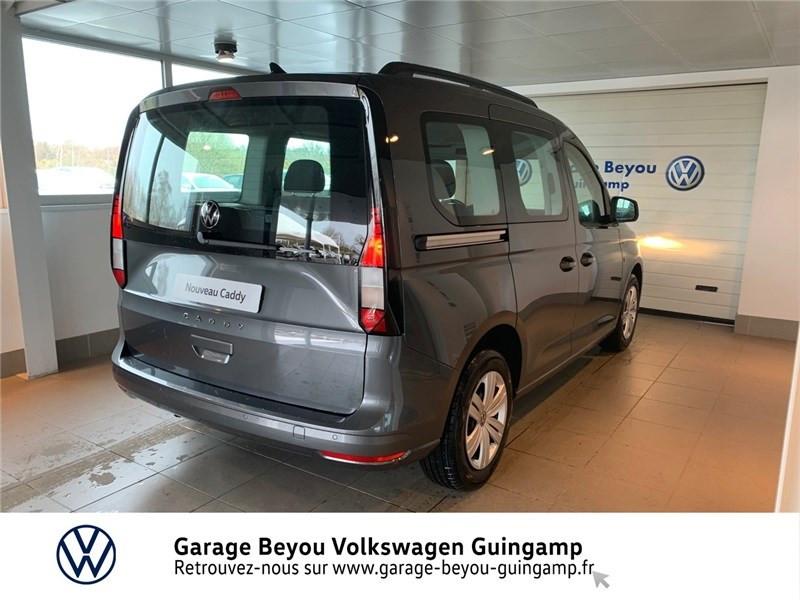 Photo 5 de l'offre de VOLKSWAGEN CADDY 2.0 TDI 122 BVM6 à 31335€ chez Garage Beyou - Volkswagen Guingamp