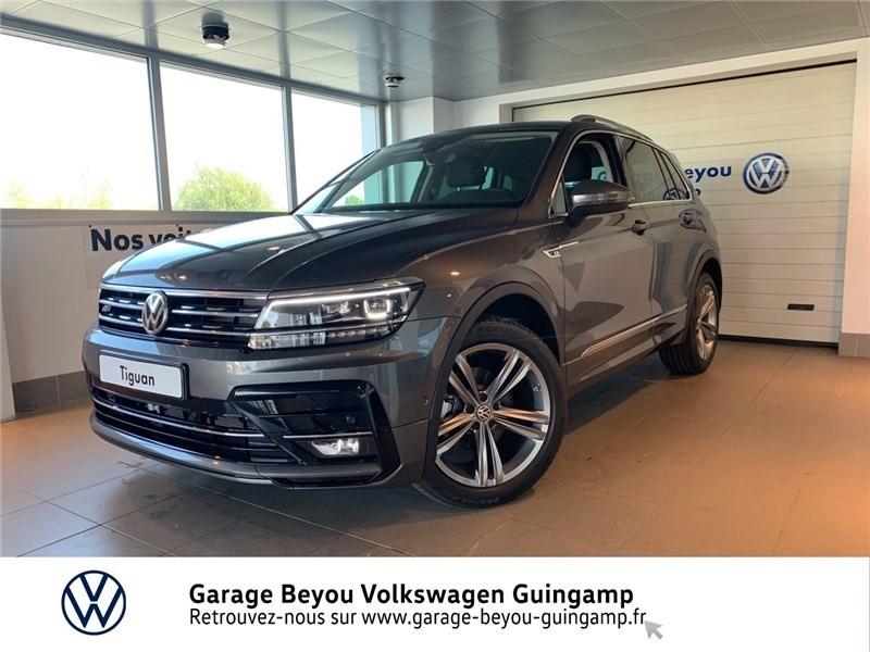 Photo 2 de l'offre de VOLKSWAGEN TIGUAN 2.0 TDI 150 DSG7 à 36990€ chez Garage Beyou - Volkswagen Guingamp