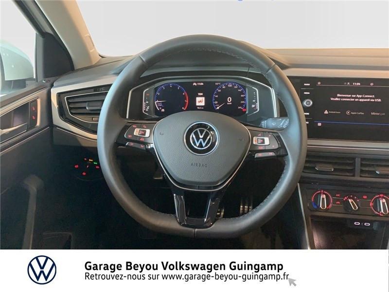Photo 7 de l'offre de VOLKSWAGEN POLO 1.0 TSI 95 S&S BVM5 à 16990€ chez Garage Beyou - Volkswagen Guingamp
