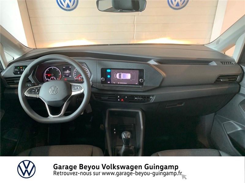 Photo 6 de l'offre de VOLKSWAGEN CADDY 2.0 TDI 122 BVM6 à 31335€ chez Garage Beyou - Volkswagen Guingamp