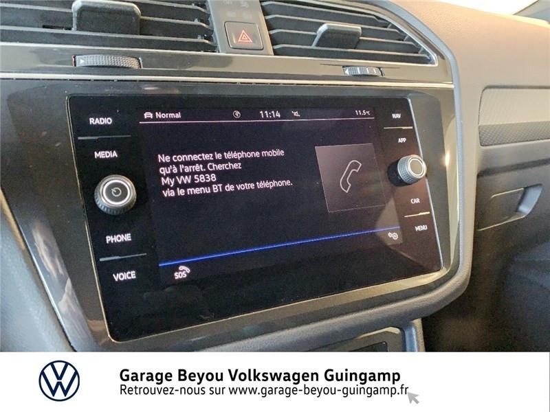Photo 16 de l'offre de VOLKSWAGEN TIGUAN 2.0 TDI 150CH  DSG7 4MOTION à 42990€ chez Garage Beyou - Volkswagen Guingamp