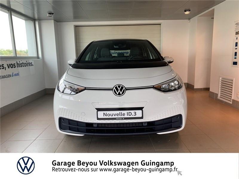 Photo 5 de l'offre de VOLKSWAGEN ID.3 150 CH à 36530€ chez Garage Beyou - Volkswagen Guingamp