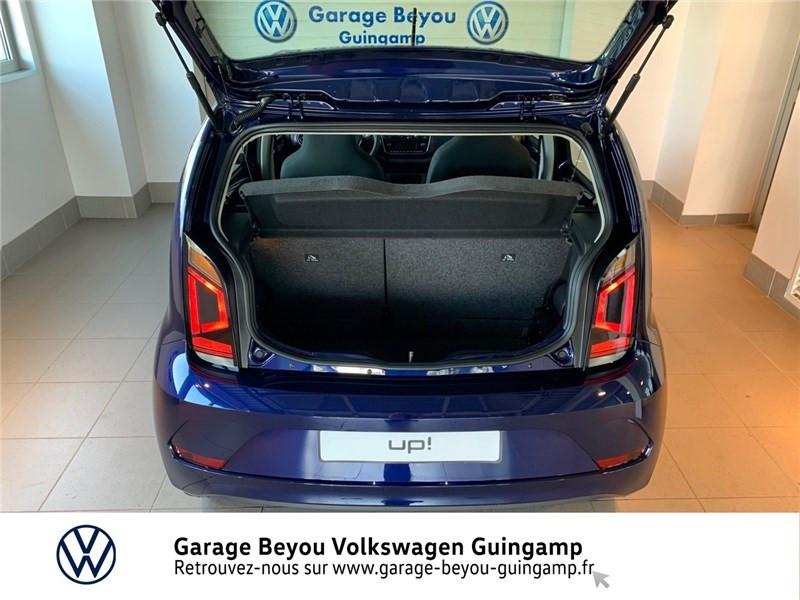 Photo 11 de l'offre de VOLKSWAGEN UP 1.0 60 BLUEMOTION TECHNOLOGY BVM5 à 13590€ chez Garage Beyou - Volkswagen Guingamp