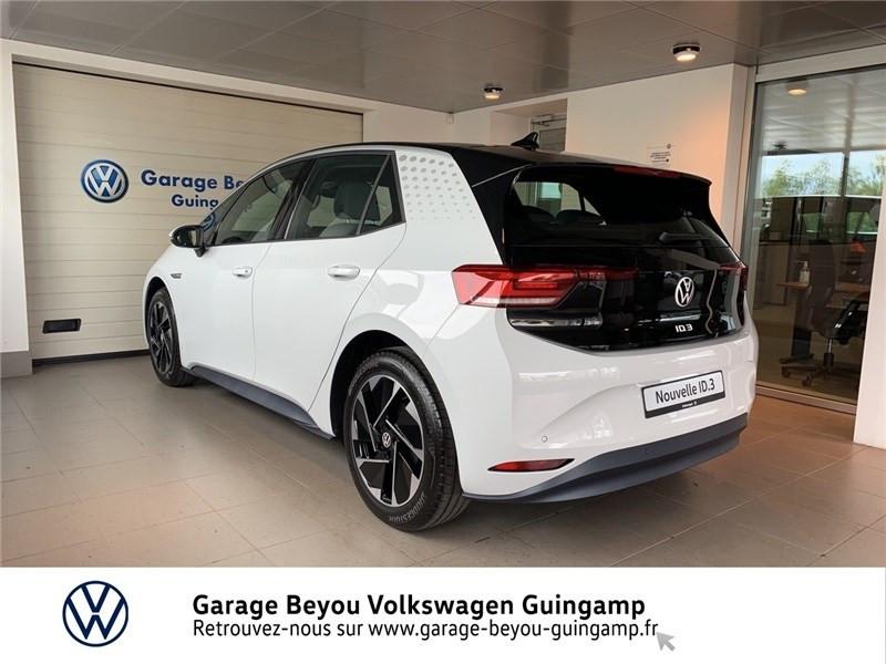 Photo 3 de l'offre de VOLKSWAGEN ID.3 150 CH à 36530€ chez Garage Beyou - Volkswagen Guingamp