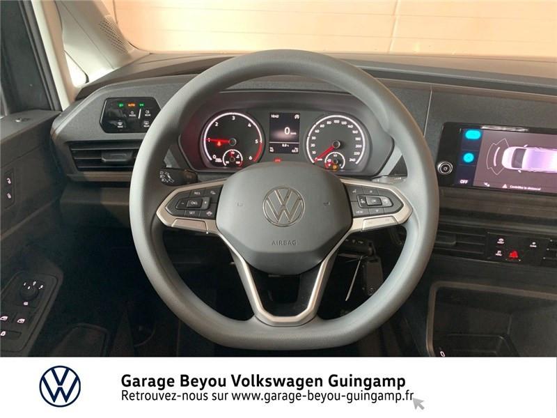 Photo 7 de l'offre de VOLKSWAGEN CADDY 2.0 TDI 122 BVM6 à 31335€ chez Garage Beyou - Volkswagen Guingamp