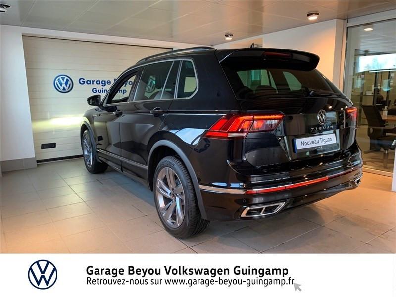 Photo 3 de l'offre de VOLKSWAGEN TIGUAN 2.0 TDI 150CH  DSG7 4MOTION à 42990€ chez Garage Beyou - Volkswagen Guingamp