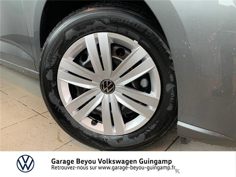 Photo 13 de l'offre de VOLKSWAGEN CADDY 2.0 TDI 122 BVM6 à 31335€ chez Garage Beyou - Volkswagen Guingamp